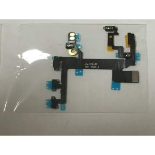 POWER VOLUME BUTTON FLEX FOR APPLE IPHONE 5S APN-821-1594-A