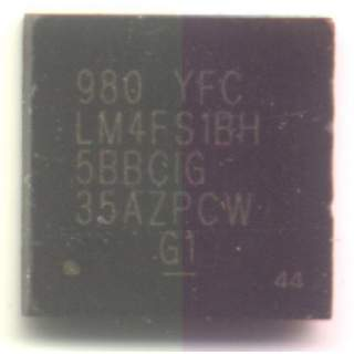 TI 980 LM4FS1BH 5BBCIGR IC