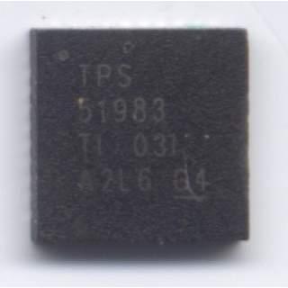 TI TPS51983 QFN40 IC