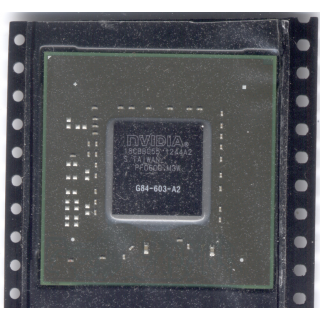 Видео чип nVidia G84-603-A2, нов, 2012