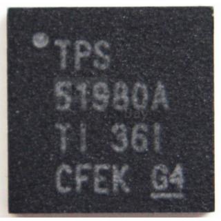 TI TPS51980A QFN IC