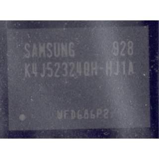 SAMSUNG K4J52324QH-HJ1A VRAM IC