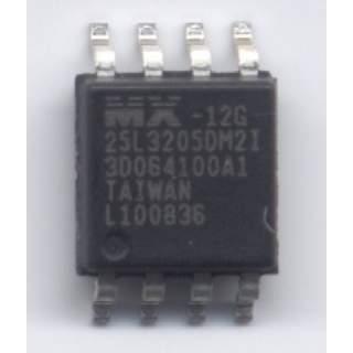 MX25L3205DM2I-12G BIOS IC