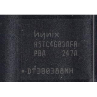 HYNIX H5TC4G83AFR PBA VIDEO MEMORY MODULE