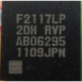 RENESAS F2117LP20H RVP BGA IC