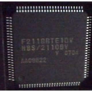 HITACHI F2116TE20V F2116TE 2116 TQFP IC