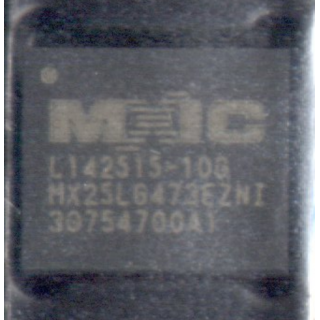 MXIC MX25L6473EZNI BIOS SPI IC