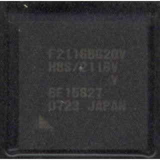 RENESAS F2116BG20V H8S/2116V BGA IC